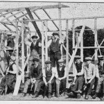 1920  Sept  Construction of Dressing Rooms.