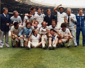 F.A. Trophy  15th May 1982
